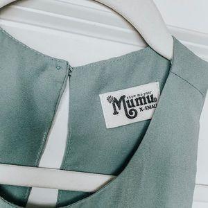 8180ae427aeaf Show Me Your MuMu Tops - Show Me Your MuMu King Crop Top Silver Sage Crisp